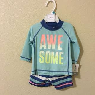 PRE-ORDER: CARTERS BABY BOY'S SWIM WEAR