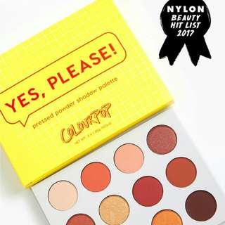Colourpop Yes! Please