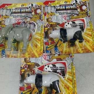 動物變體組玩具