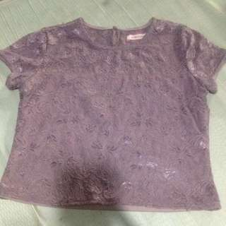 Repriced!!! GTW blouse crop