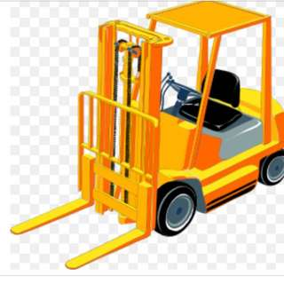 Forklift provider and warehouse storage!