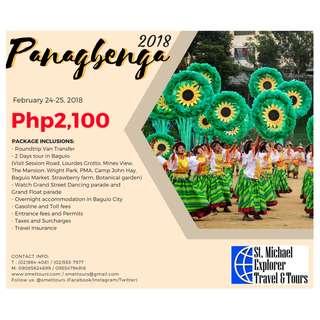 Panagbenga Festival in Baguio 2018