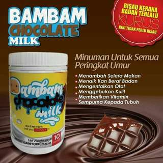 Bambam chocolate milk