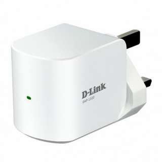 DLink N300 Wireless range extender