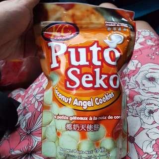 Tita Kc's Puto Seko (for export goods)