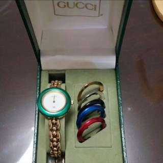 branded gucci watch