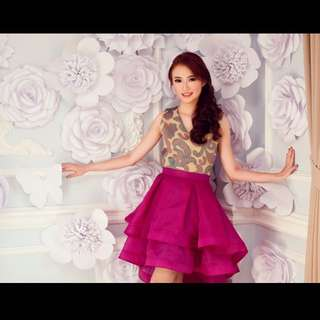 POISE24 Dress