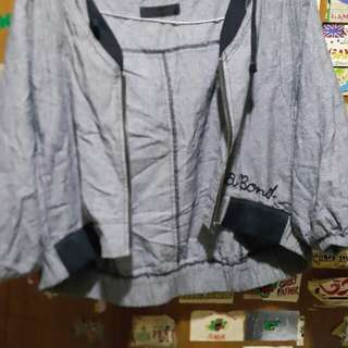 Crop jaket