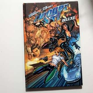 DANGER GIRL DELUXE EDITION HARDCOVER CAMPBELL
