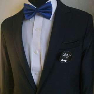 Suit up with Blue by: Millennium Suits and Formal Wear