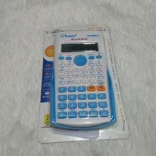 Light Blue Kenko Scientific Calculator