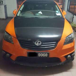 Toyota Camry 2.4 full spec 2007,market price Rm46k~Rm56k