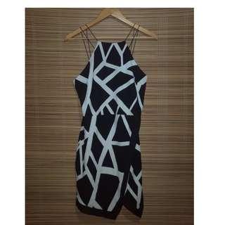 Stringed sexy dress