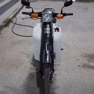 1995 Yamaha Y80