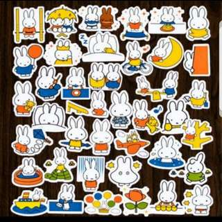 40pcs Cute Cartoon Sticker