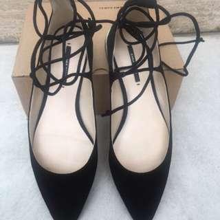 Zara Balerina Shoes