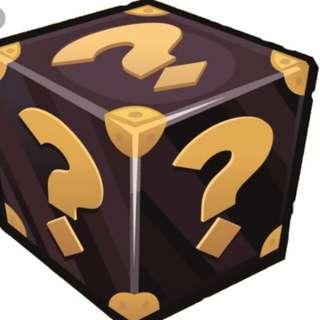 Mystery Snack Box !!!