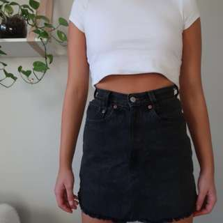 Brand new Levi Denim Skirt