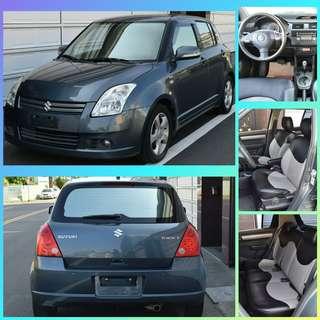 2008年 鈴木 SWIFT 優質都會小車 歡迎試車 免頭款全額貸