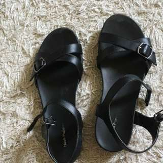 Hush Puppies Roman Sandals