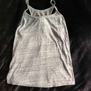 Bonds Workout Singlet With Built In Sports Bra