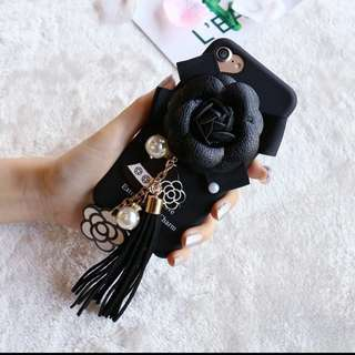 Flower Tassel Casing