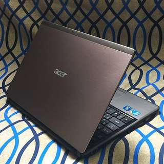 Sale! Acer intel core i5 320gb hdd 6gb Ram 2.4GHz metallic body