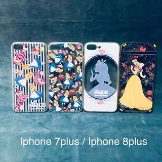 🈹清貨 Iphone 7plus IPhone 8plus case 手機 電話殼 包郵