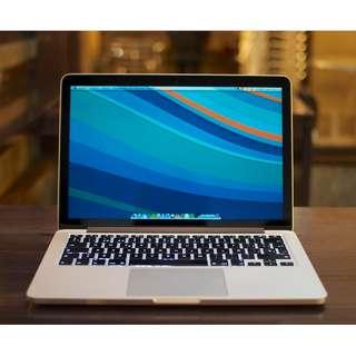 MacBook Pro (Retina, 13- inch, Early 2015)