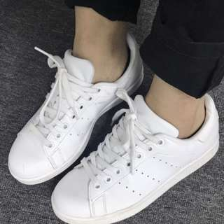 Adidas Stan smith (white) sneakers (39 1/3)