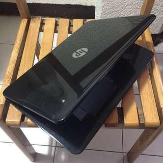 Very smooth! HP 15 notebook PC AMD A6 4gb Ram 500gb HDD