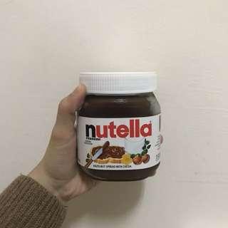 ♡NUTELLA能多益榛果巧克力果醬350g