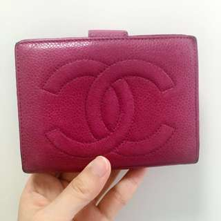 Chanel Vintage Wallet 100%real 聖誕減價