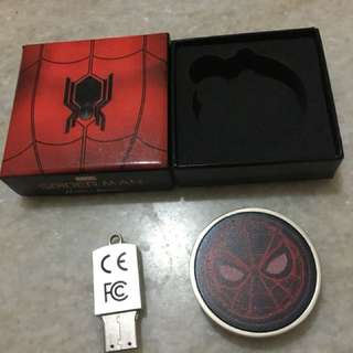 Spiderman Homecoming official movie merchandise Pendrive 8gb