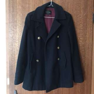 River Island Peacoat - US 12