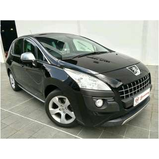 Peugeot 3008 1.6 Auto Turbo Adventure