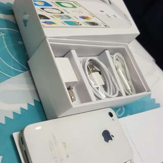 Iphone 4s 16gb (white)