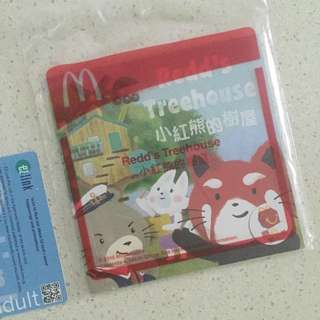 🆕 Hong Kong McDonald's Happy Meal Story Book