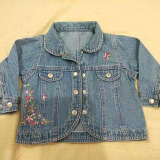Authentic Mothercare Denim Jacket