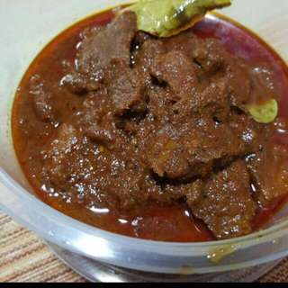 Rendang Halal Mutton/Beef