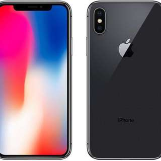 BRAND NEW IPHONE X 256GB SPACE GRAY