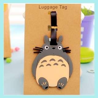 Luggage Tag Totoro