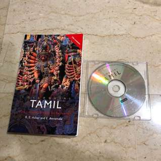 Colloquial Tamil guidebook for beginners