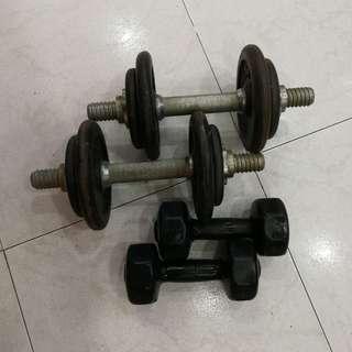 Gymming thing