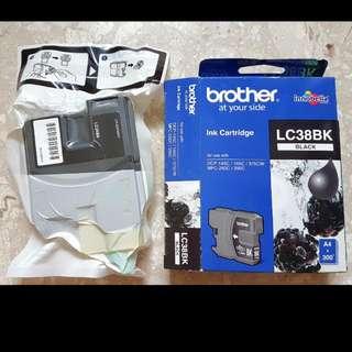 Brother Printer Ink Catridge(black)