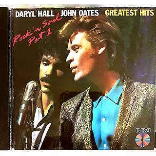 Made in USA Daryl Hall and John Oates Greatest Hits RCA
