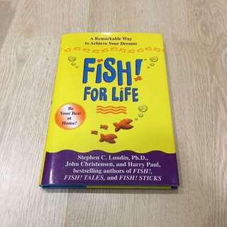 Fish For Life (Self-Help book)