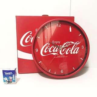 ㊙️日版可口可樂Coca Cola掛牆時鐘