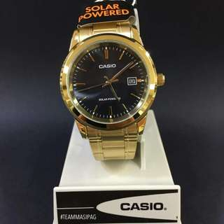 CASIO GOLD VSO1G SOLAR (for Him)