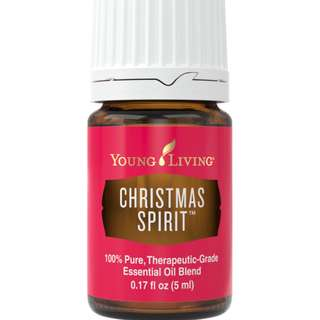 [FREE MAIL]Young Living Christmas Spirit 5ml